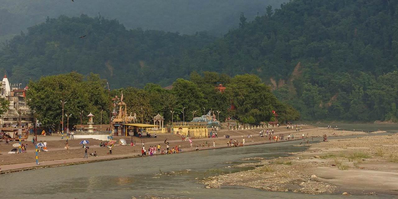 Triveni Ghat Rishikesh (History, Facts, Images & Location) - Rishikesh Tourism 2021